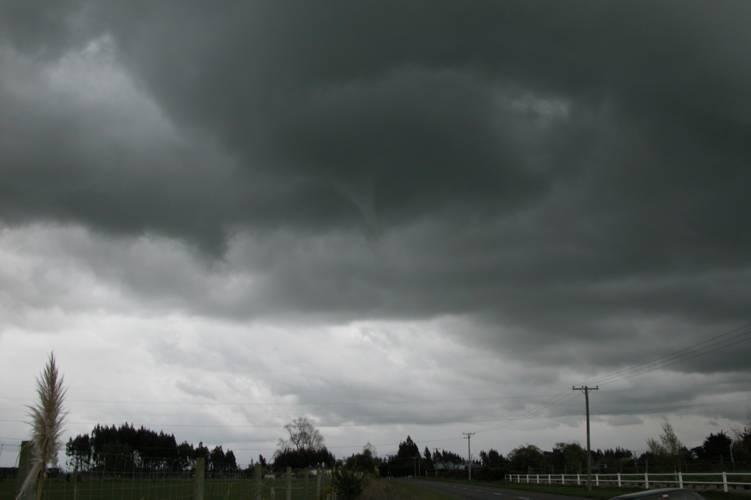 Clarkville funnel cloud