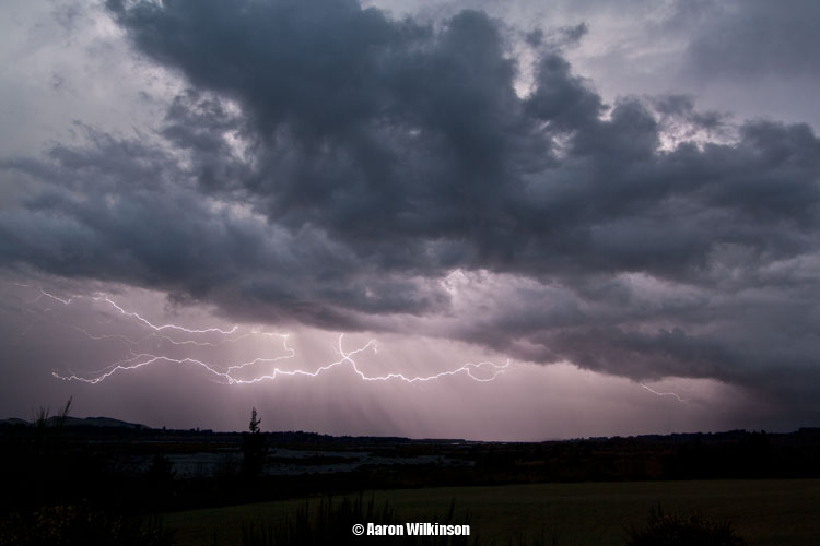 Winter approaches, thunderstorm fires in Canterbury