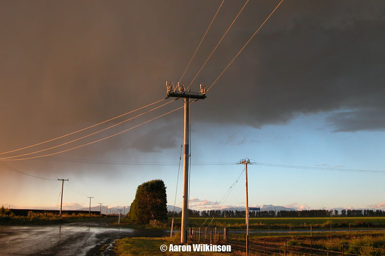 Small convergence in Mid Canterbury